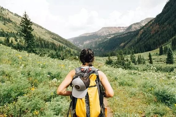 Content focused on outdoor activities can be a winner in June when the weather is often nice. <em>Image: Holly Mandarich.</em>