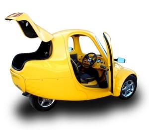Myers Motors NmG electric car