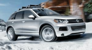 2012 VW Touareg diesel reviews