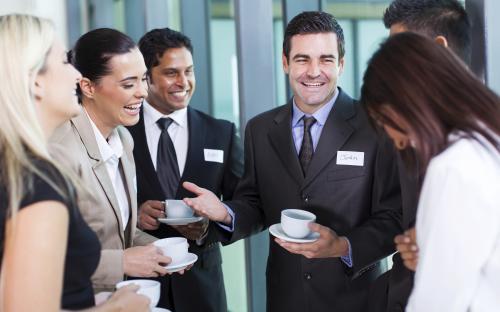 How to meet professional women