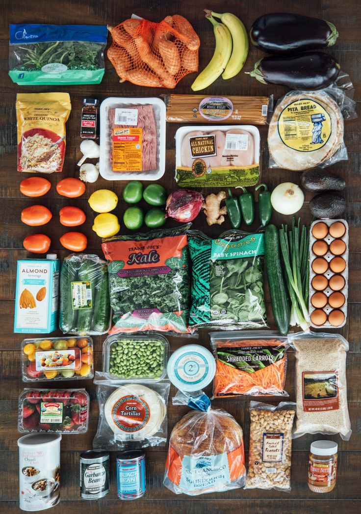 Eating healthy meals plan after pregnancy