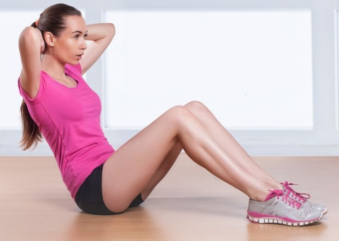 lose belly fat exercise