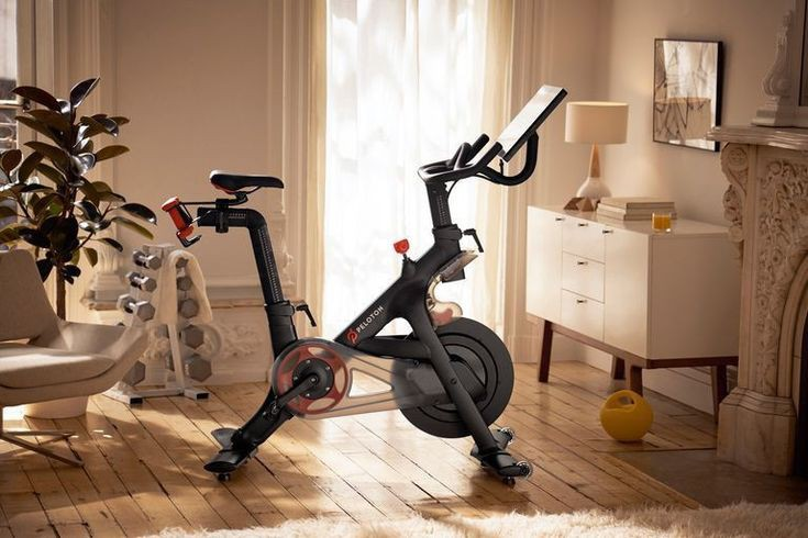 What is Peloton Setting up Peloton Bike