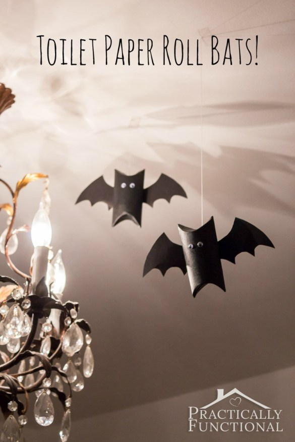Fantastic roundup of the coolest halloween bats out there. Crafts, Home decor, and much more! Bats are a year round decor for us.
