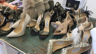 6f32b40234f3 Choosy Shoppers Will Want To Shop The Jimmy Choo Sample Sale On ...