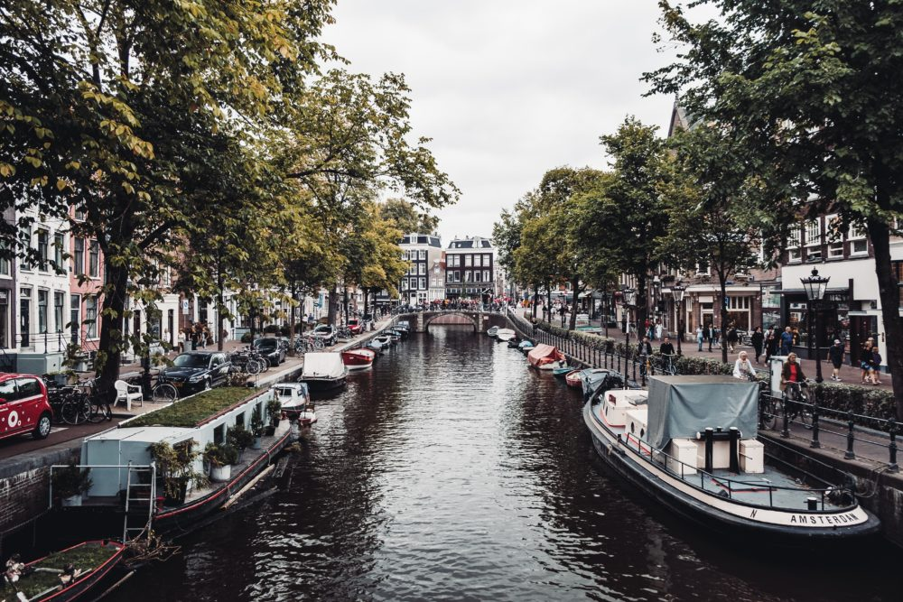 Top 5 hotels, restaurants and venues in Amsterdam
