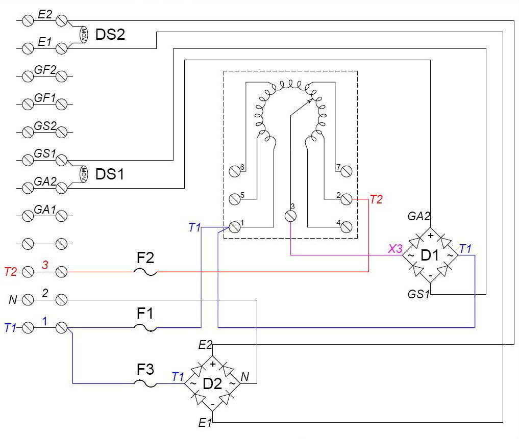 Delighted Variac Wiring Diagram Photos - Simple Wiring Diagram ...