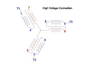 GE 75 hp wiring diagram