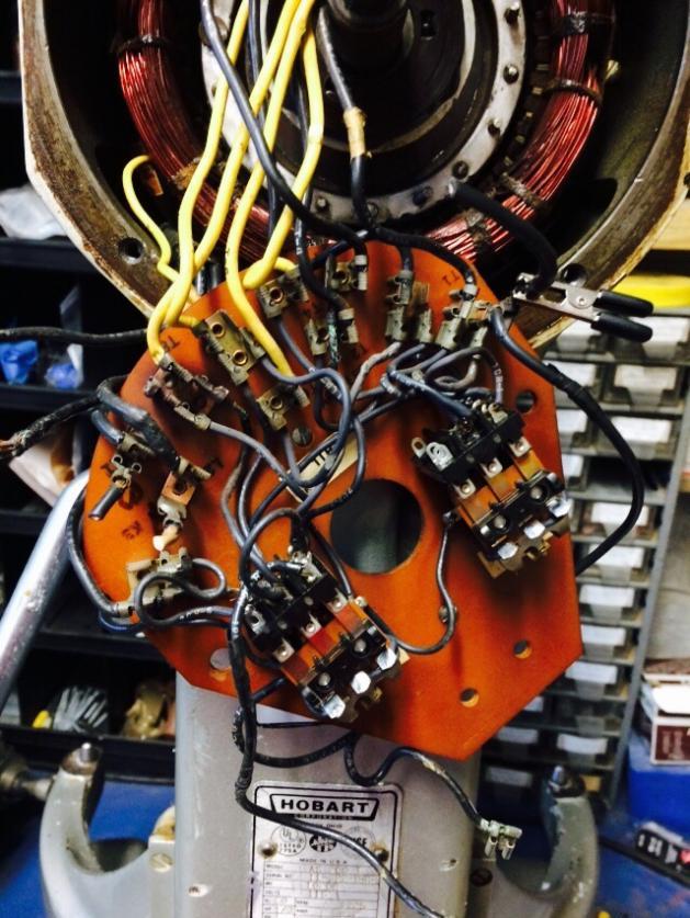 Help With Hobart Mixer 115v 1ph 1 3hp 60hz Motor