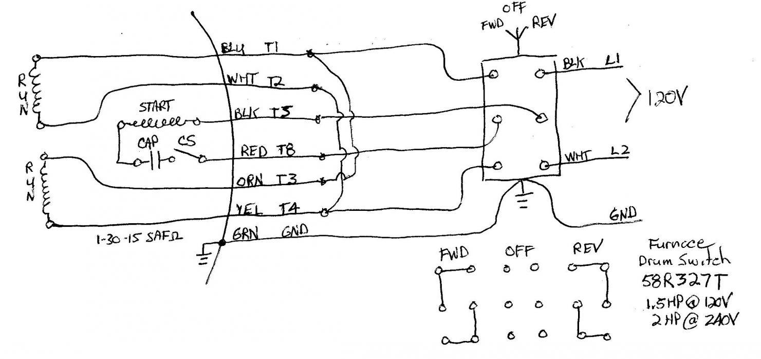 Mile Marker Winch Solenoid Wiring Diagram - Facbooik.com