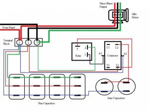 Rotary Phase Converter Help and Troubleshooting