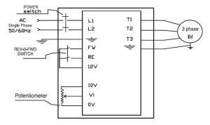 wiring a Teco FM50