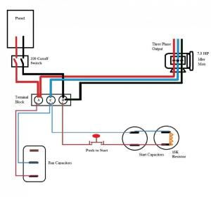 Rotary Phase Converter Help and Troubleshooting  Page 3