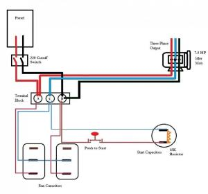 Rotary Phase Converter Help and Troubleshooting  Page 3