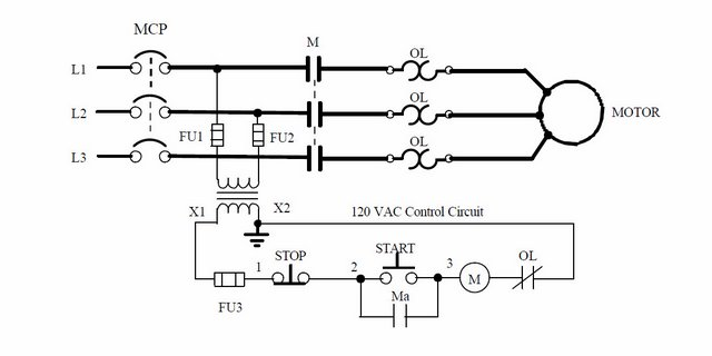 🏆 diagram in pictures database start stop station wiring
