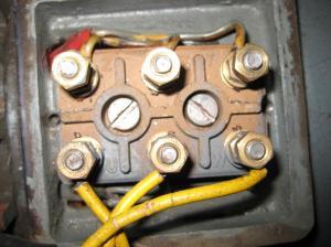 3 ph Dahlander(2 speed 1 winding) MotorSwitch Help Please Steinel Mill