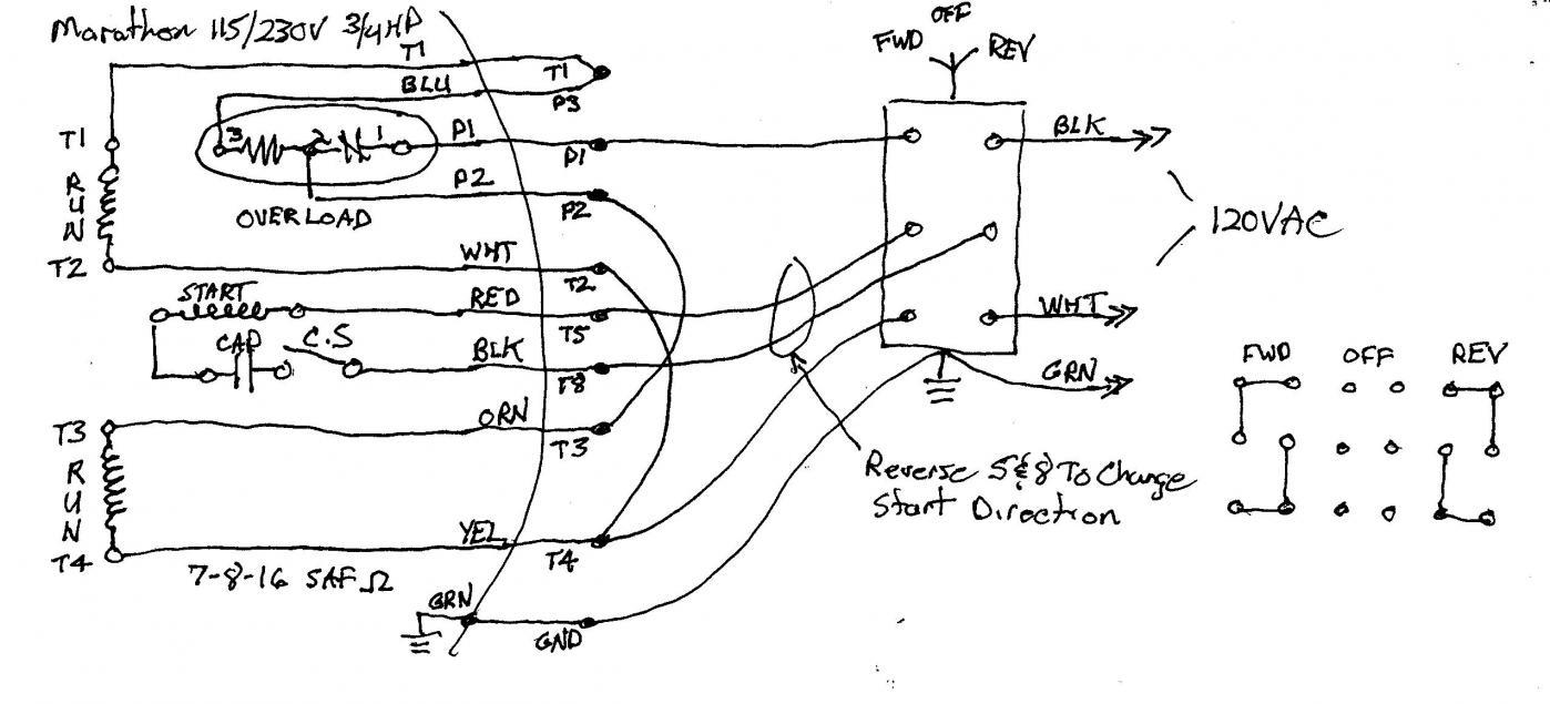 Baldor Fdl3514m 1 5 Hp 1 725 Rpm Industrial Electric Motor Diagram – Industrial Furnace Wiring
