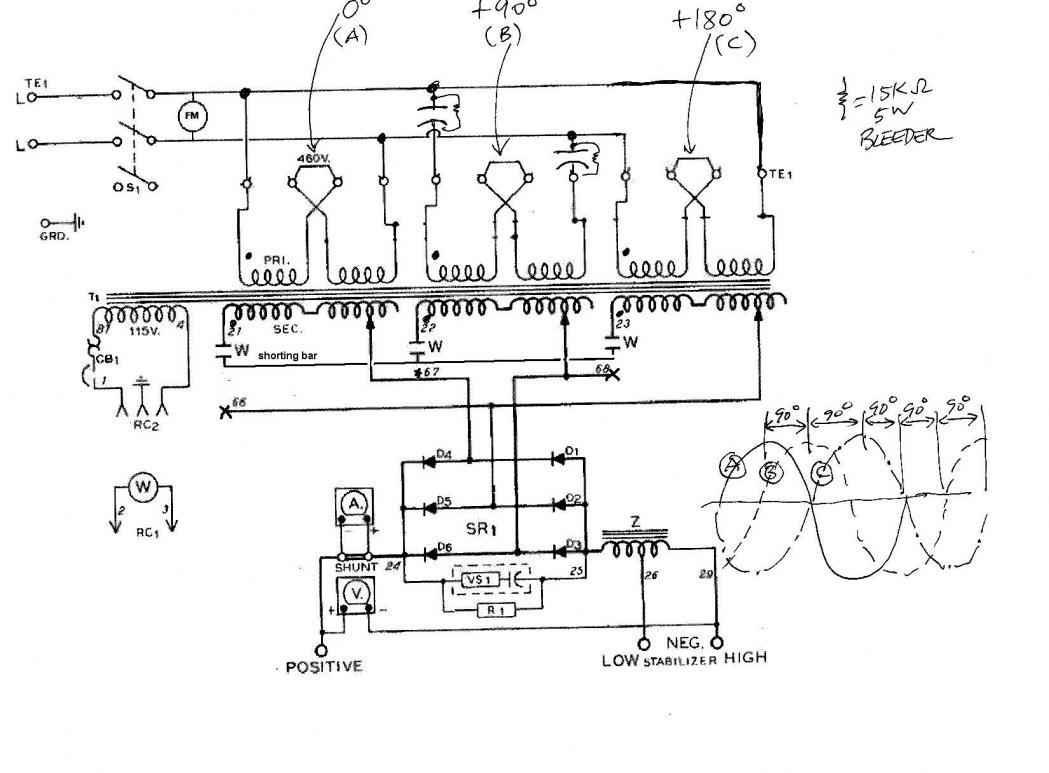 3 Wire 240v Wiring Diagram