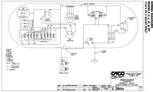 Help with CM ½ ton electric hoist trouble shooting