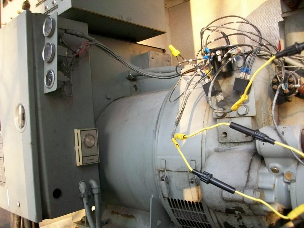 Who Made This 150 Kw Generator Help