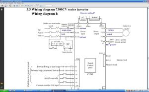 VFD wiring question