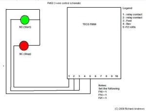 Potentiometer Wiring Diagram Vfd, Potentiometer, Free Engine Image For User Manual Download
