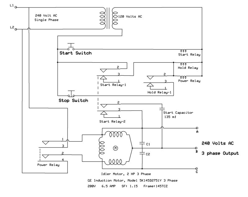 9380d1232616671 need help wiring arco phase converter manualstartrpc?resize=800%2C636 surprising rotary phase converter wiring diagram images wiring  at bayanpartner.co