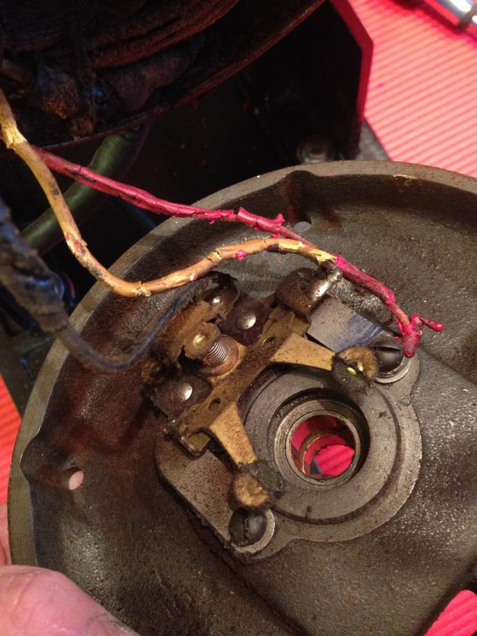 Re Wiring Emerson Electric Motor And I Am Lost