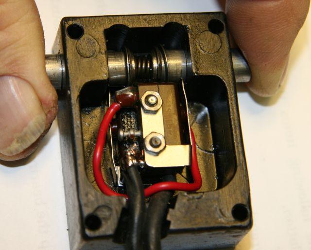 Help With Servo 100 Power Feed Unitwiring