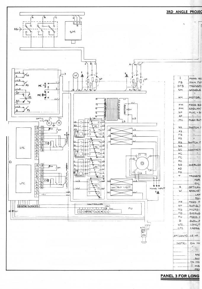 Bridgeport Series 1 Refit Need Help