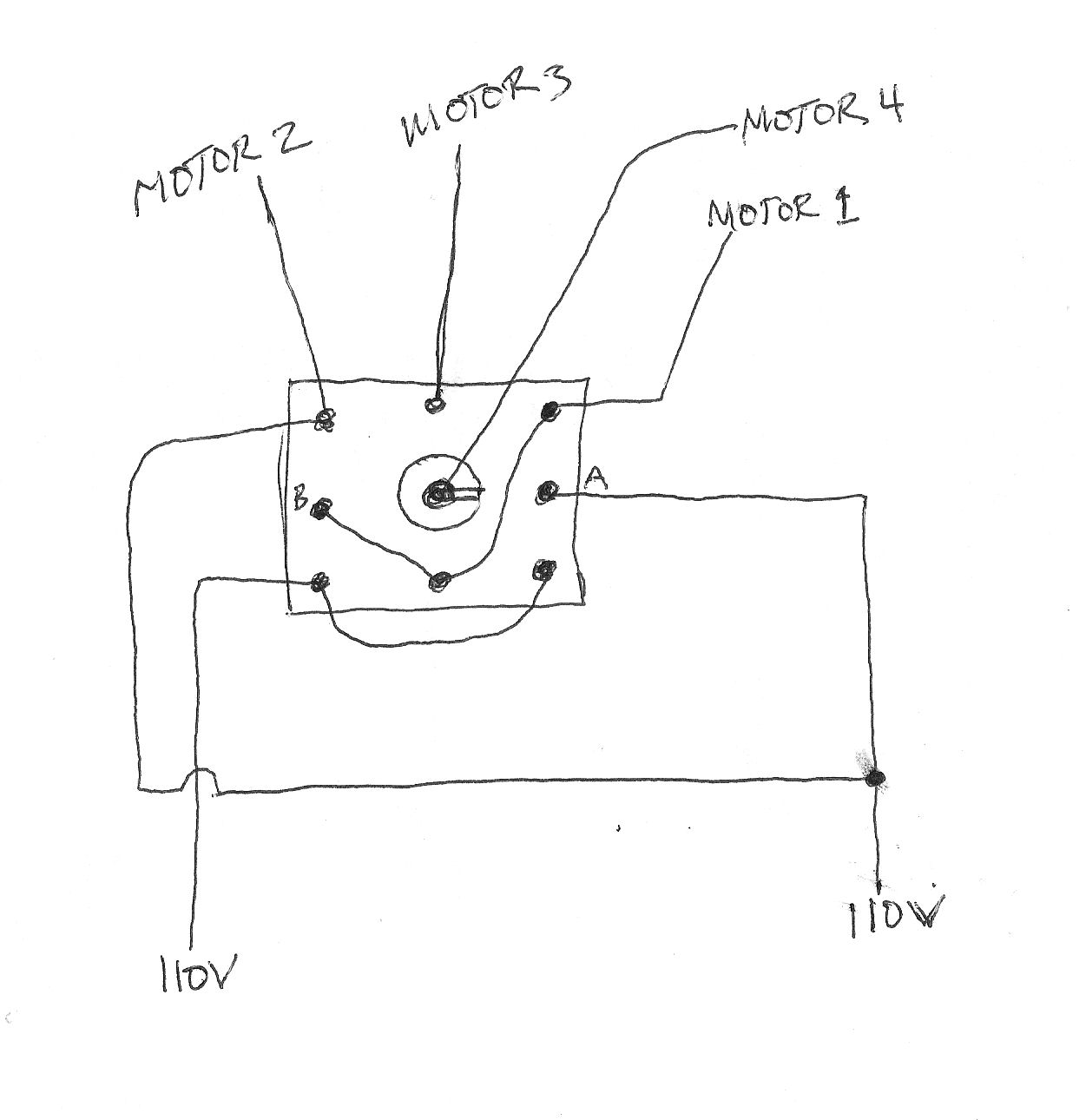Bremas Drum Switch Diagram