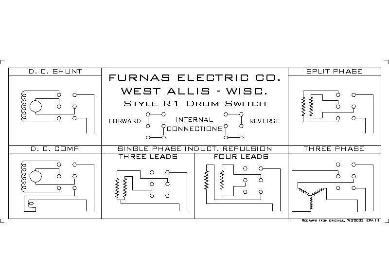 53165d1338683720 help wiring furnas style drum switch 9 sb w westinghouse motor drum switch wiring?resize=665%2C475 im trying to wire a dayton 2x440a drum switch foward and reverse 3 phase drum switch wiring diagram at gsmx.co