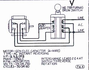 Help Wiring Furnas style drum switch to 9