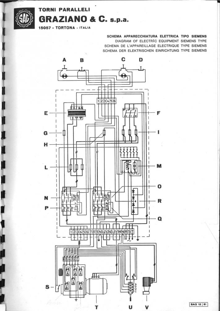 Graziano Sag 12 Joystick Wiring And Internals Question And