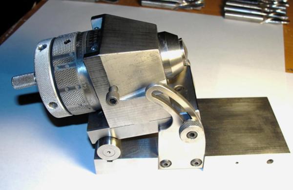 Rotangle Kc3 Indexer precision shop fabrication similar to ...