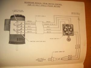 FS Rockwell Milling machine Ownerparts manual with wiring diagram