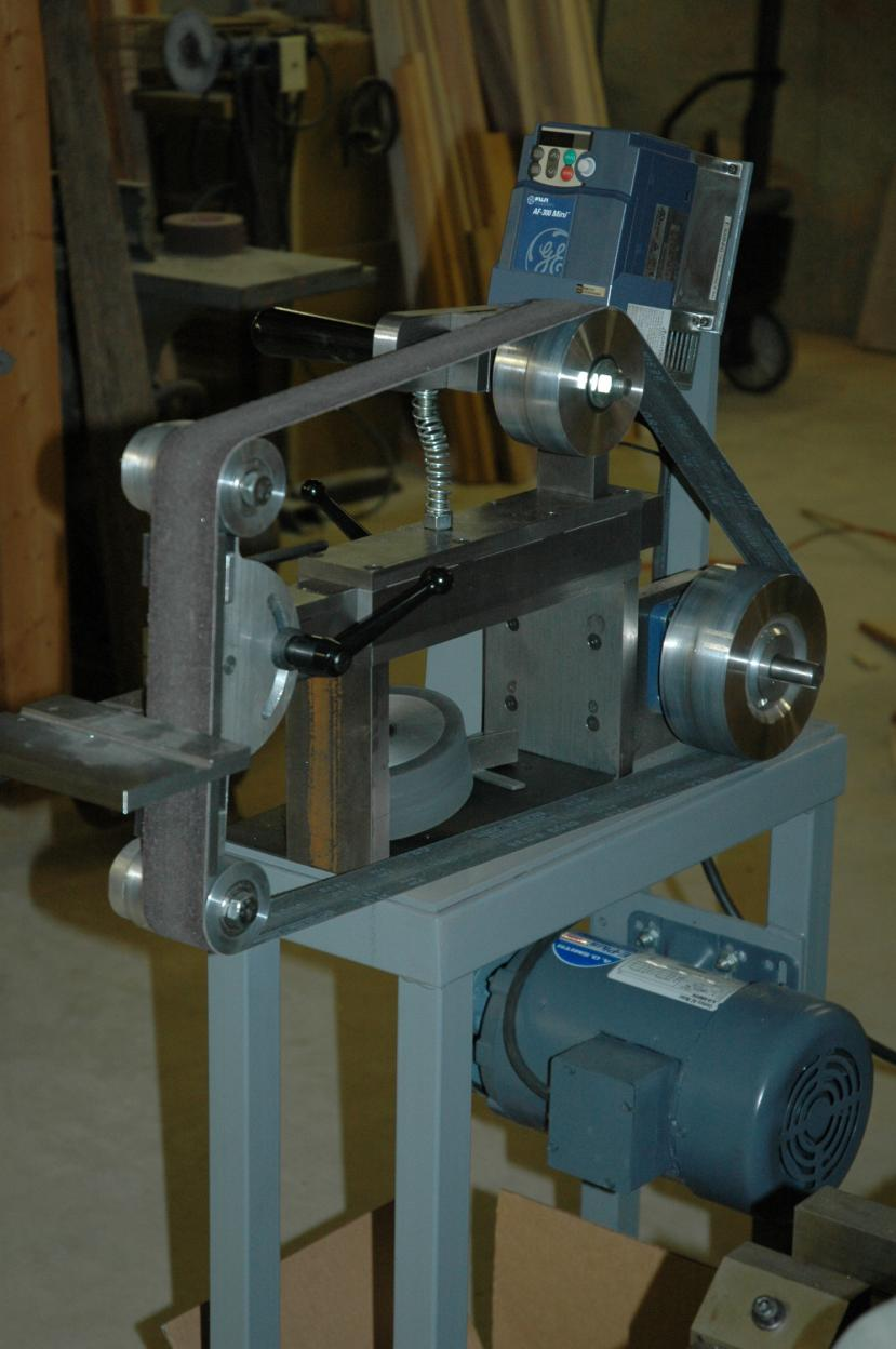 2x48 belt grinder attachment