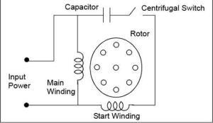 Simple Brooks Brushless 240v Single Phase Motor Wiring