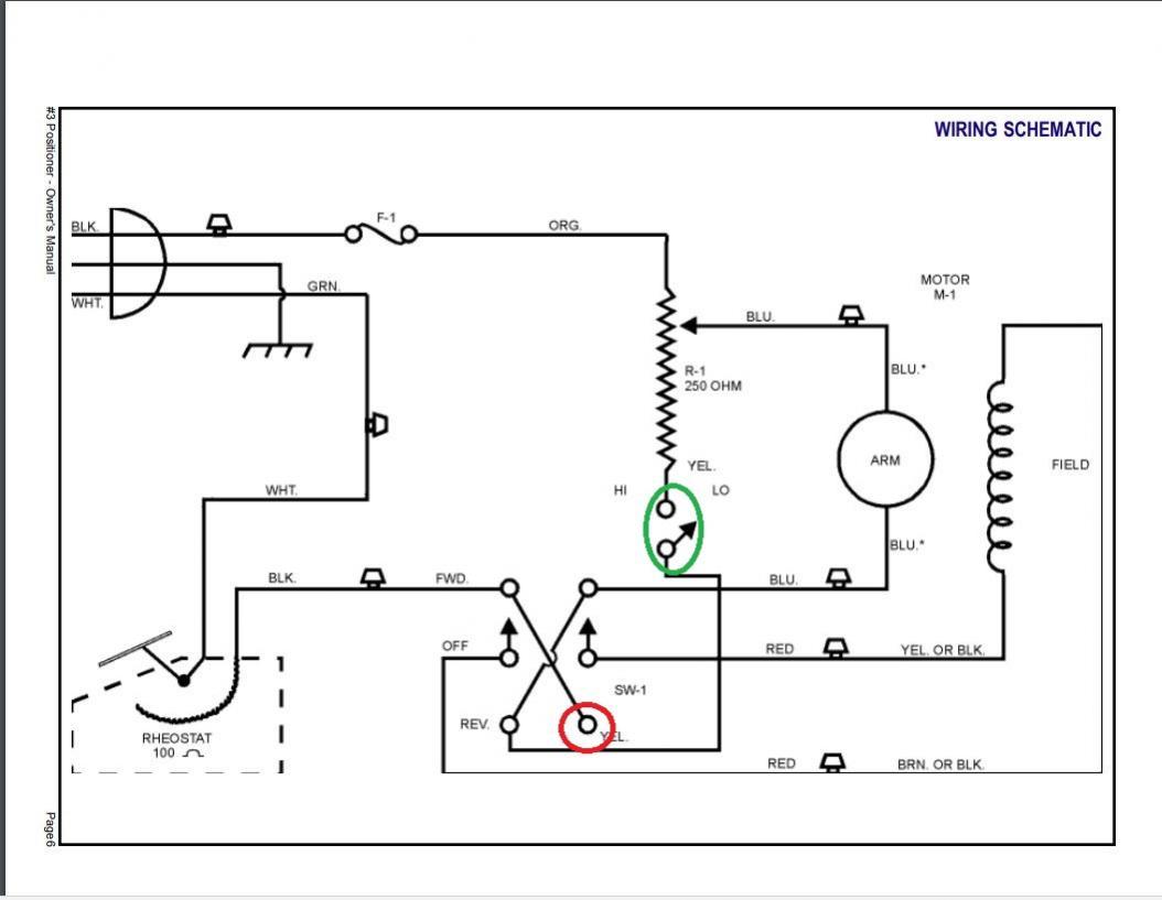 Wiring Schematic Help