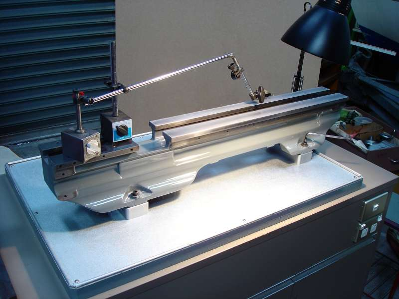 Leveling Bench Top Machines