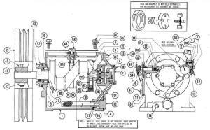 Quincy Air Compressor Not Building Oil Pressure?