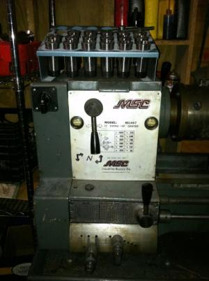 Need a little help locating parts for this lathe