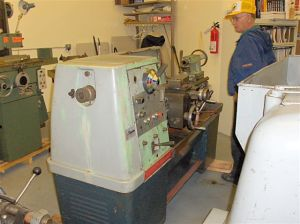 ClausingColchester 15 lathe information wanted