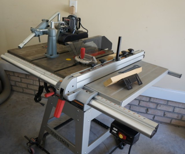 , Thread: Crappy but like new woodworking machines I need to sell for