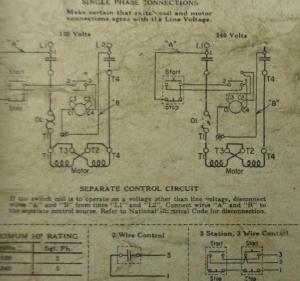 DeWalt model GE 16