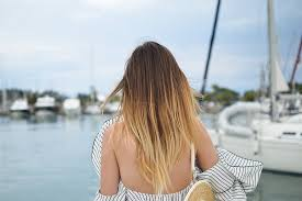 The Sailing Girl and My First Clients