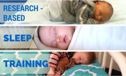 Sleep Training Methods Image