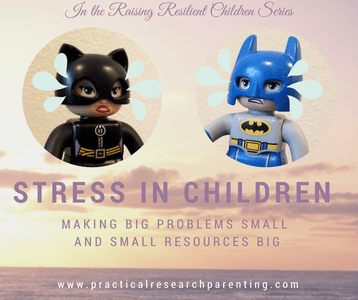 Stress in Children Image