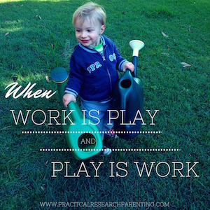 Work is Play Image