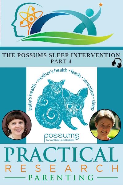 Possums Sleep Intervention 4 400